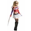 Batman Arkham City Asylum Harley Quinn Adult Costume